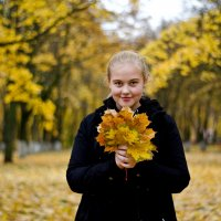 осень :: Наталия Дюмина