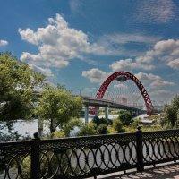 Живописный мост. :: Александр Бабаев