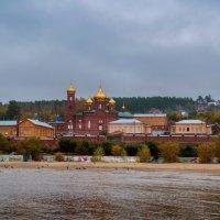Свято-Воскресенский мужской монастырь г.Тольятти :: Олег Архипов