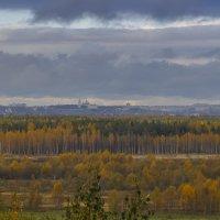 Владимир на горизонте :: Сергей Цветков