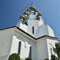 Купола кресты :: Николай Танаев