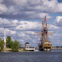 Корабль-музей. :: Владимир Дальский