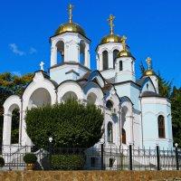 Храм Успения Пресвятой Богородицы :: Андрей Козлов