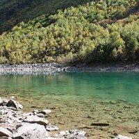 Второе Бадукское озеро :: Светлана Попова