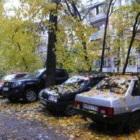 Октябрь в Самаре :: Александр Алексеев