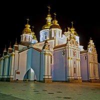 St Michael Cathedral in Kiev :: Roman Ilnytskyi