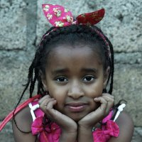 Девочка из Эфиопии :: Евгений Печенин