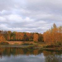 Красивые мгновенья октября :: Татьяна Ломтева