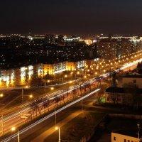 Ночь в Минске :: Андрей
