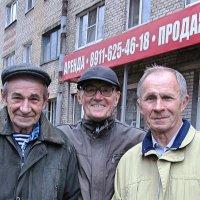 Старики разбойники :) :: Sergey Serebrykov