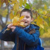 Вкусные листья :: Дмитрий Барабанщиков