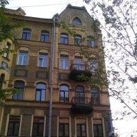 Доходный петербургский дом. (конца 19 в. - начало 20 в, С-Петербург)..) :: Светлана Калмыкова