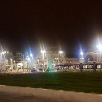 На площади Белорусского вокзала. :: Елена
