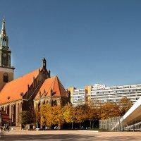 Marienkirche Berlin :: Татьяна Каримова