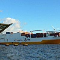 Dockland & GRIMALDI LINES :: Nina Yudicheva