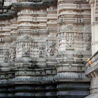 индия. политано. скульптура храма :: олег