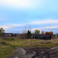 Осенние дорожки :: Ольга