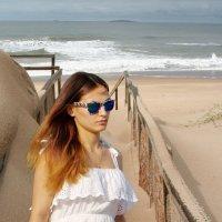 Море, пляж, лето :: Александр Табаков