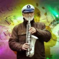 Саксофонист :: Nikolay Monahov