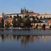 Сентябрь в Праге :: Андрей