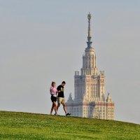 Мимо шпиля :: Ирина Бирюкова
