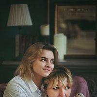 С мамой :: Ксения Старикова