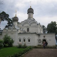Архангельское. Церковь святого Михаила Архангела :: Дмитрий Никитин
