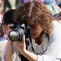 фото-графиня или улыбнитесь,вас снимает девушка :: Олег Лукьянов