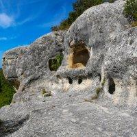 Пещерный город :: Андрей Козлов