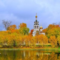 Осень в Черкизово :: Андрей