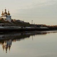 по реке Туре :: Дмитрий Сиялов