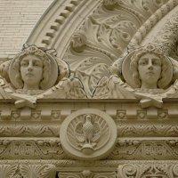 Элементы фасада Морского собора :: Galina Belugina