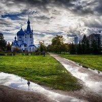 Питер Рождественская церковь :: Юрий Плеханов