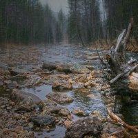Непогода в горах :: Галина Ильясова