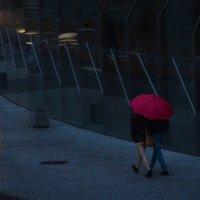 убежать от дождя :: Наталия П