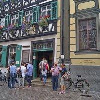 Копченное пиво здесь с 1405 года :: irina Schwarzer
