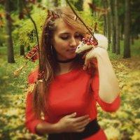 Весточка от осени :: Анна Ватулина