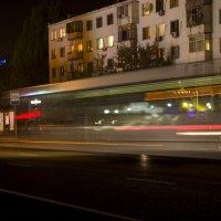 Ночной город :: Сергей Гроза