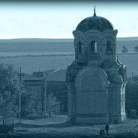 Разрушенная Церковь у села... (Церковь Алексия, человека Божия). :: Elena Izotova