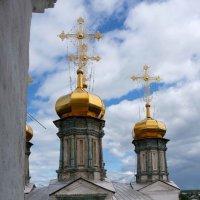 Колокольня Троицкого собора - Верхотурье. :: Олег Дейнега