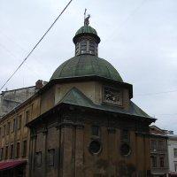 Каплица   Боимов   в   Львове :: Андрей  Васильевич Коляскин