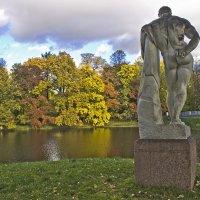 С видом на осень. :: Senior Веселков Петр