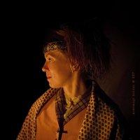 Женский портрет в профиль :: Алексадр Мякшин