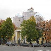 Осенью собор :: Митя Дмитрий Митя