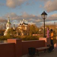 Осень в Вологде :: Ирина Бархатова