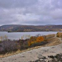 Вид с Девьей горы. :: Елена Савчук