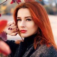 Осенний портрет :: Алёна Дедовец