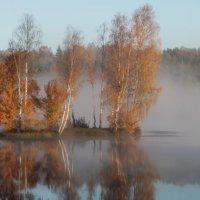 Осенний остров..... :: Юрий Цыплятников