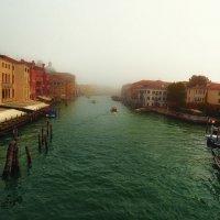 Туманная Венеция... :: Александр Вивчарик