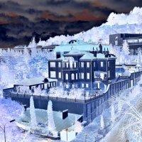 Сон в ясную осеннею погоду,,,,,,,,,,( под  сильную гущю,,,,,,,) :: Дон Пионеро Карбонариевский